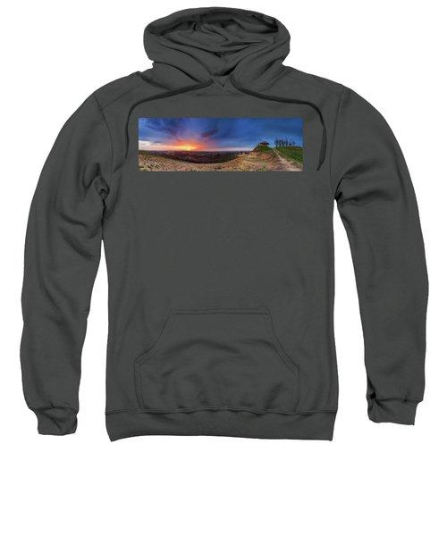 Fire On The West Side Sweatshirt