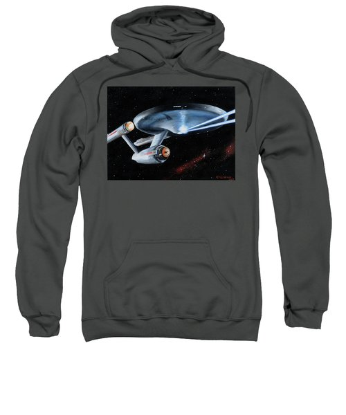 Fire Phasers Sweatshirt