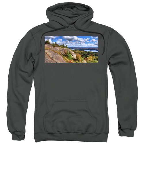 Fire Tower On Bald Mountain Sweatshirt