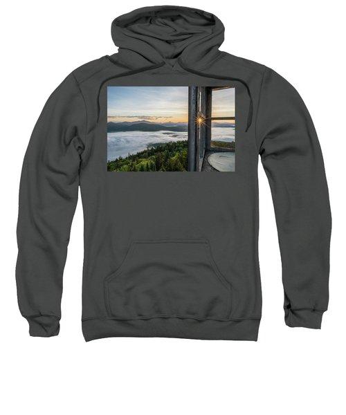Fire Tower Sunburst Sweatshirt