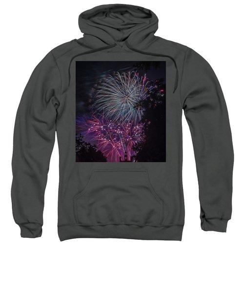 Fireworks 4 Sweatshirt