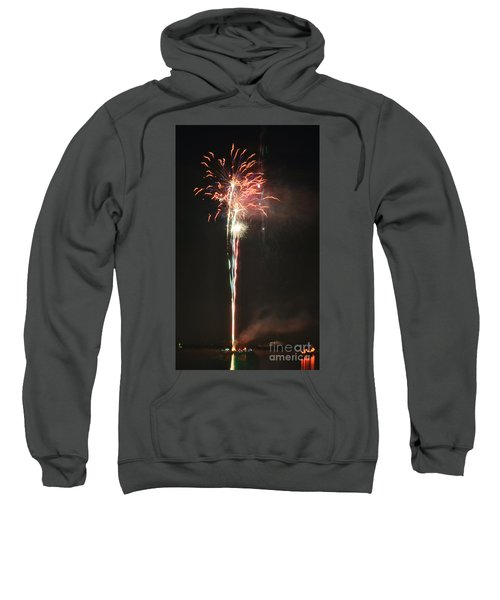 Fireworks On The Lake Sweatshirt