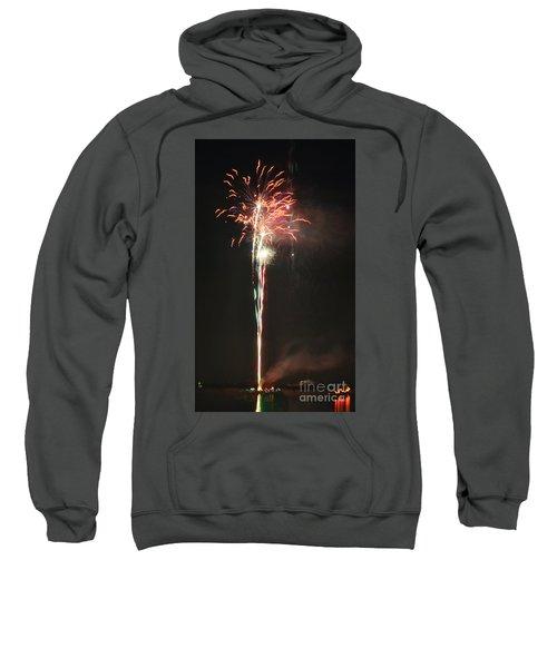 Fireworks On The Lake Sweatshirt