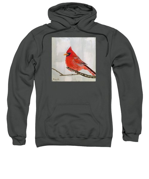 Firey Red Sweatshirt