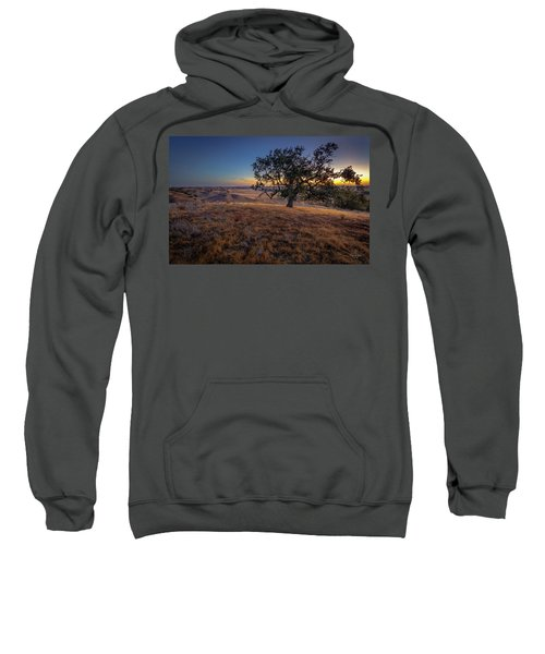 First Light On The  Canyon Ranch Sweatshirt