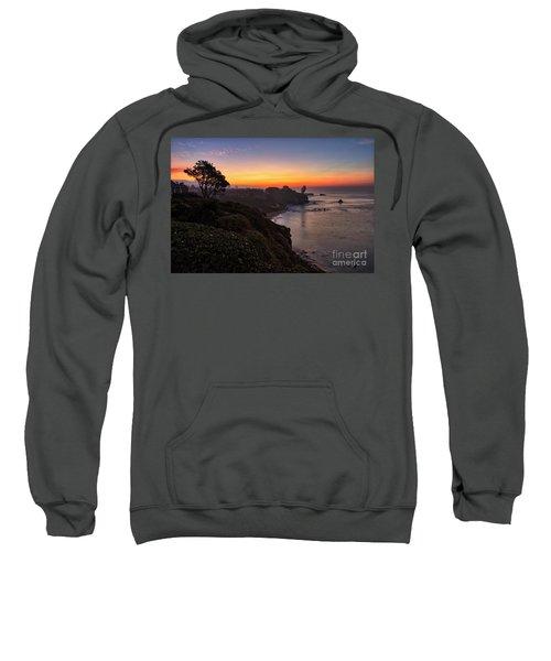 First Sunrise Of 2018 Sweatshirt