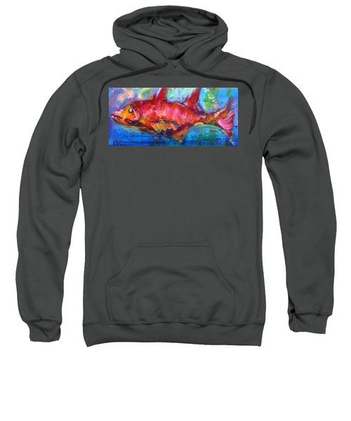 Fish 4 Sweatshirt