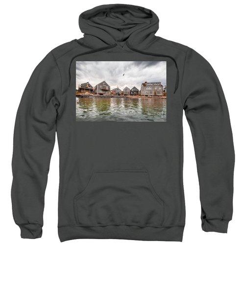 Fish Beach Sweatshirt