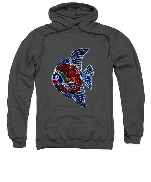 Fish In Water Sweatshirt