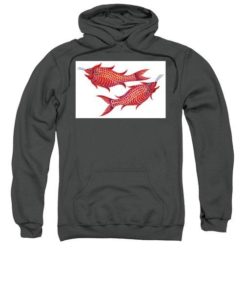 Fish Pisces Sweatshirt