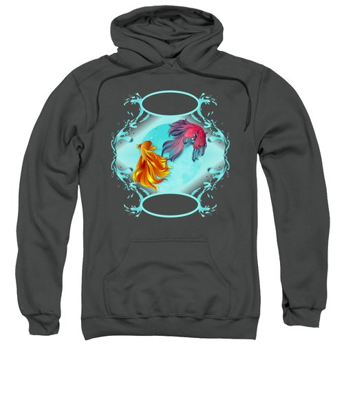 Fish Bowl Fantasy Sweatshirt
