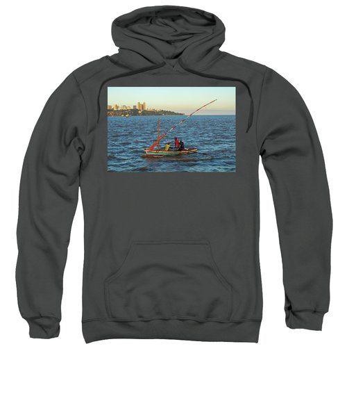 Fishermen Of The Point Sweatshirt