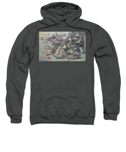 Fishes. Monotype Sweatshirt