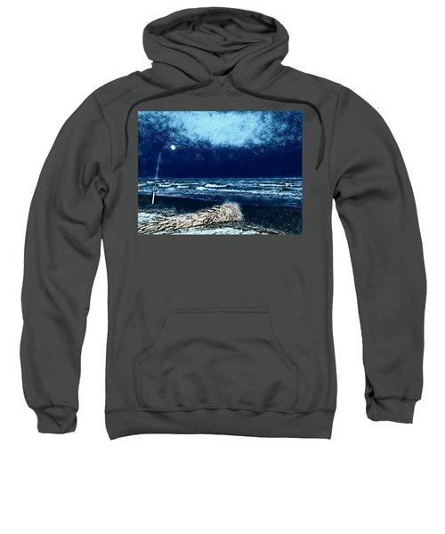 Fishing For The Moon Sweatshirt