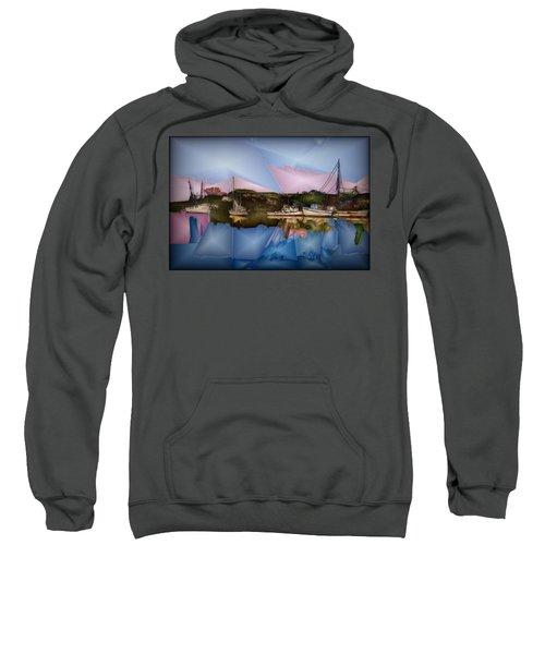 Fishing In Carolina Sweatshirt
