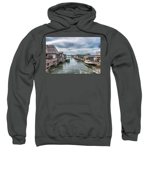 Fishtown Michigan In Leland Sweatshirt