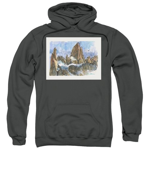 Fitz Roy, Patagonia Sweatshirt