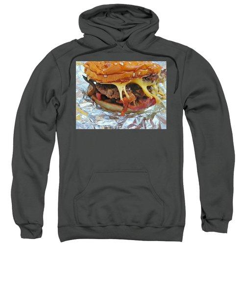 Five Guys Cheeseburger Sweatshirt