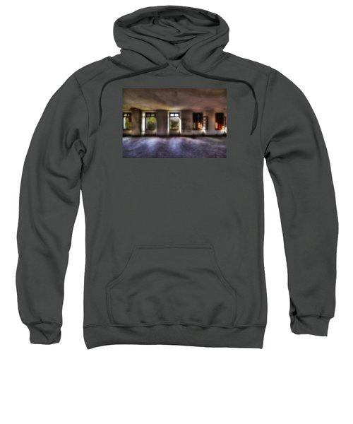 Five Windows On The Wood - Cinque Finestre Sul Bosco Sweatshirt
