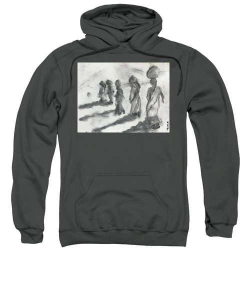 Five Women Immigrants Sweatshirt