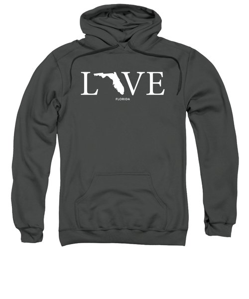 Fl Love Sweatshirt by Nancy Ingersoll