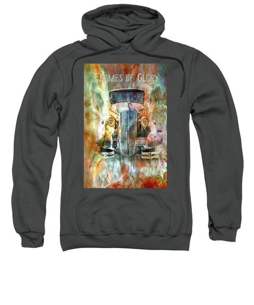 Flames Of Glory Sweatshirt