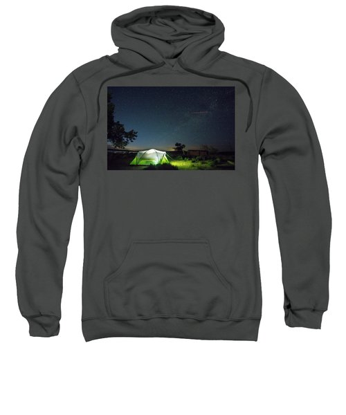 Flaming Sky Sweatshirt