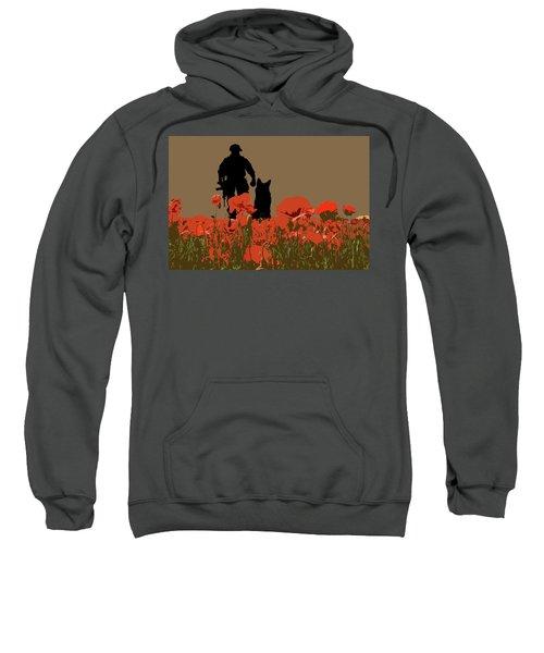 Flanders Fields 11 Sweatshirt