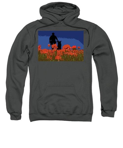Flanders Fields 12 Sweatshirt