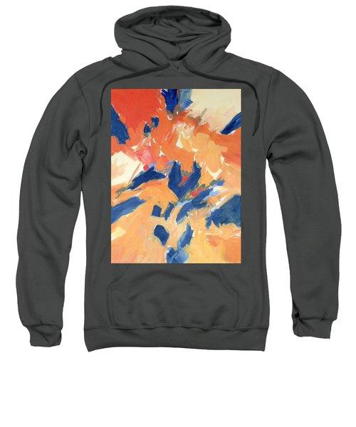 Fleeing Crows Sweatshirt