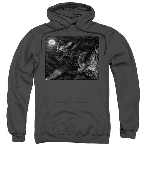 Flight Of The Coven Sweatshirt