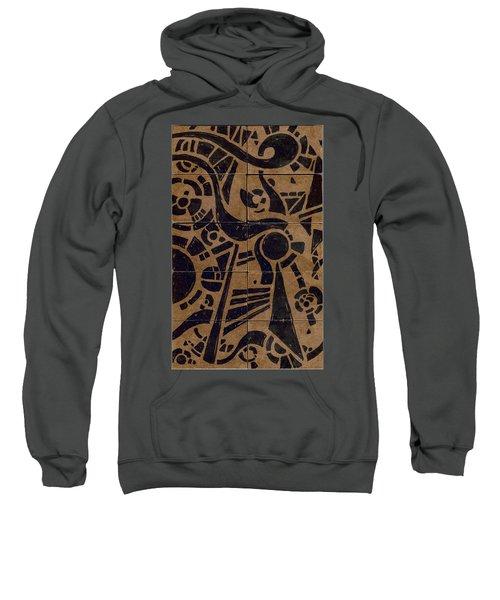 Flipside 1 Panel C Sweatshirt