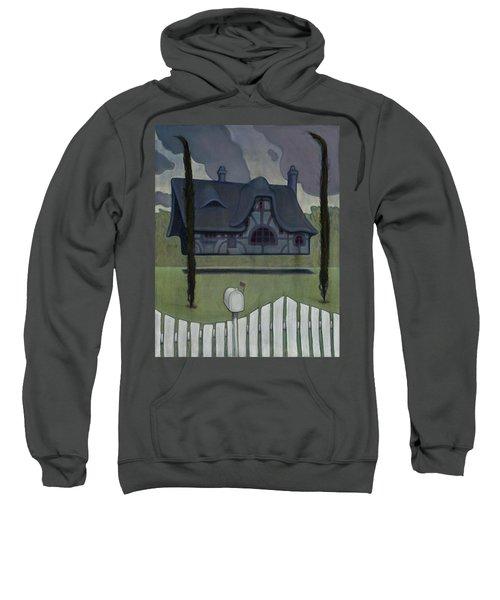 Floating House Sweatshirt