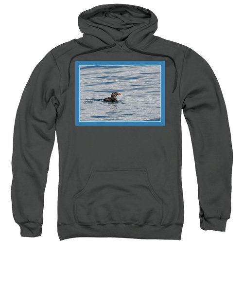 Floating Rhino Sweatshirt by BYETPhotography