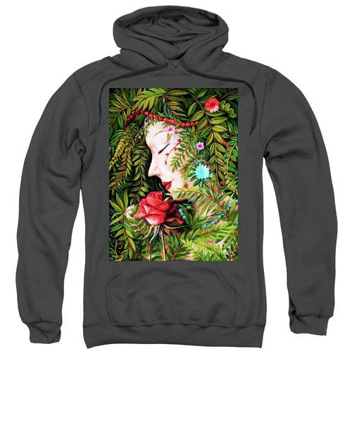 Flora-da-vita Sweatshirt