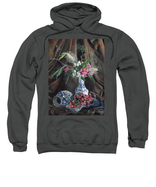Floral Arrangement Sweatshirt
