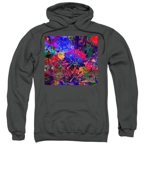 Floral Dream Of Summer Sweatshirt