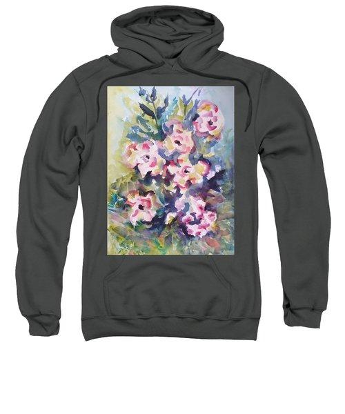 Floral Rhythm Sweatshirt