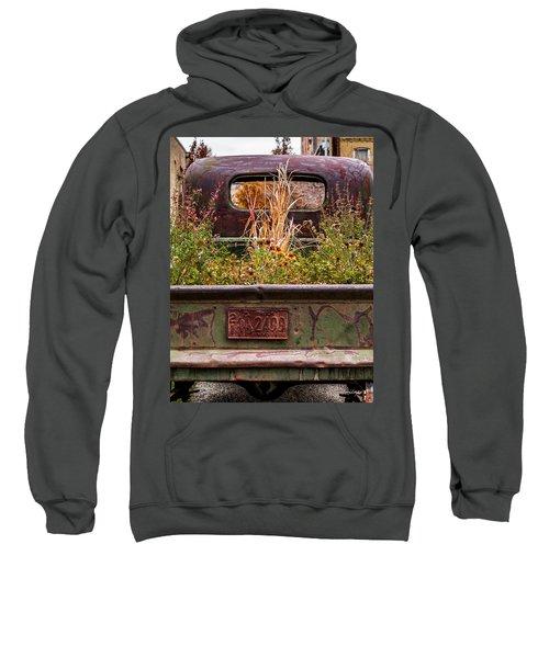 Flower Bed - Nature And Machine Sweatshirt