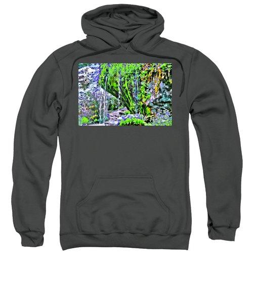 Flower Falls Sweatshirt