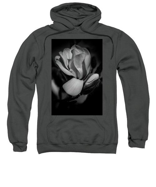 Flower Noir Sweatshirt
