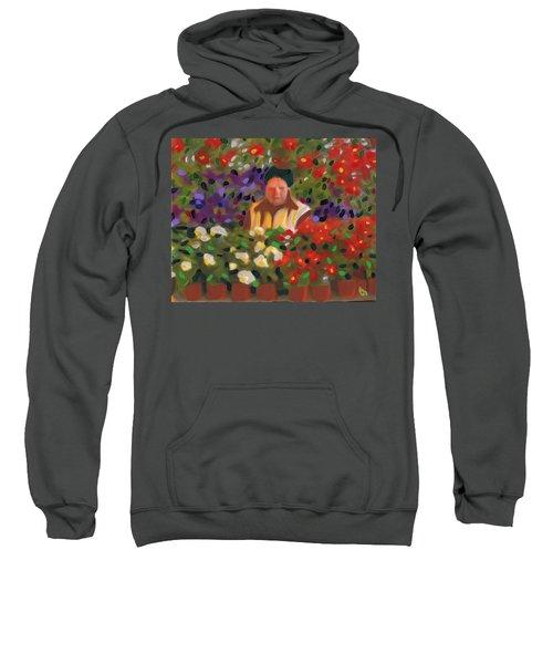 Flowers For Sale Sweatshirt