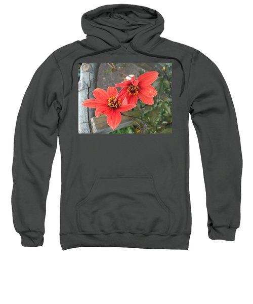 Flowers In Love Sweatshirt