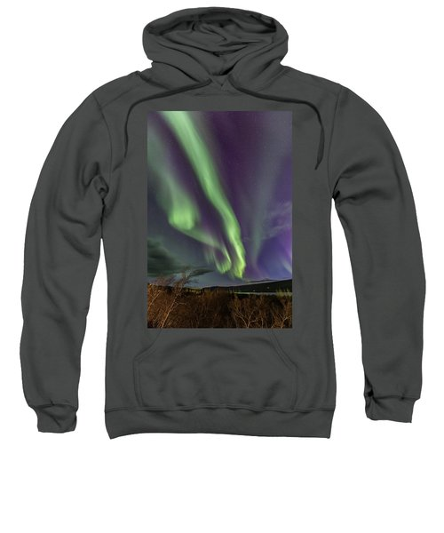 Flowing Aurora Sweatshirt