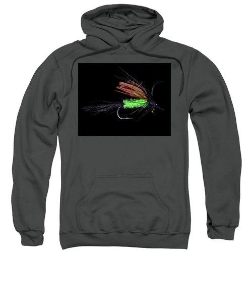 Fly-fishing 1 Sweatshirt