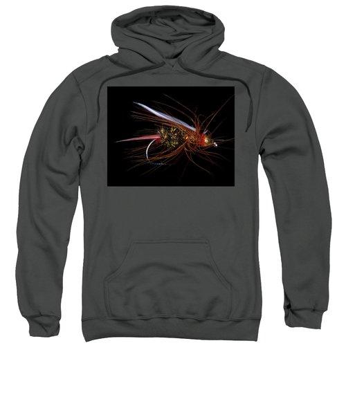 Fly-fishing 4 Sweatshirt