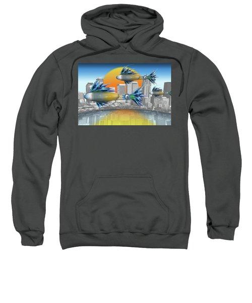 Flying Fisque  Sweatshirt