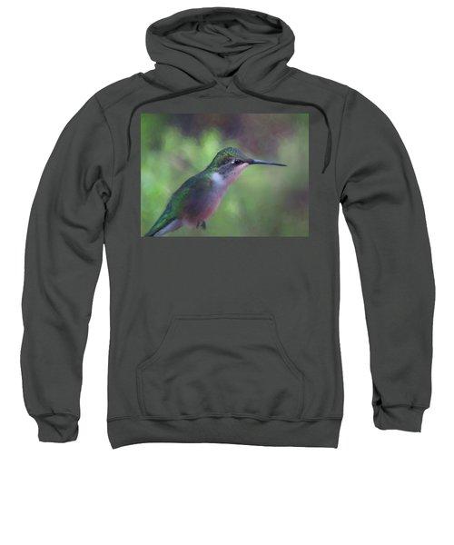 Flying Flower Sweatshirt