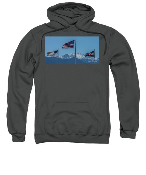 America The Beautiful Sweatshirt