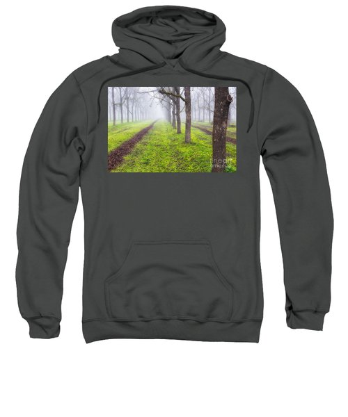 Fog And Orchard Sweatshirt